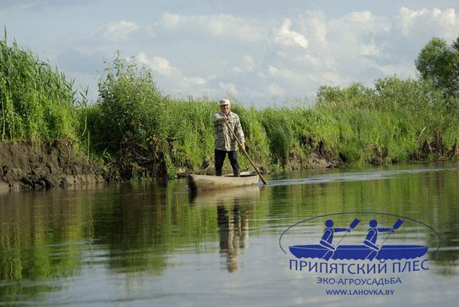 Рыбалка в агроусадьбе Лунинецкий район